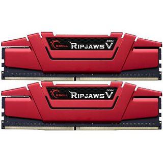 16GB G.Skill RipJaws V rot DDR4-3200 DIMM CL14 Dual Kit