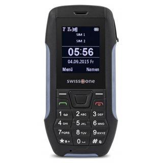 Swisstone SX567 Dual-SIM grau