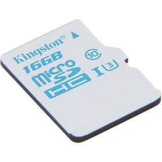 16 GB Kingston Action Camera UHS-I microSDHC Class 10 U3 Retail