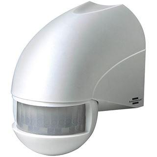 Brennenstuhl Infrarot Bewegungsmelder PIR 180 IP44 weiß