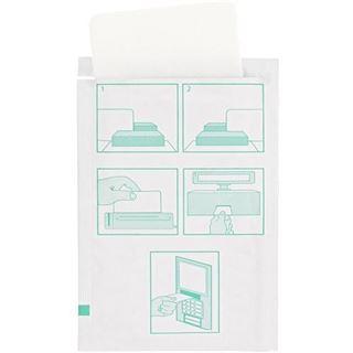(€0,91*/1L) InLine 43219I Kartenleser Reinigungskarten 10 Stück Dose (43219I)