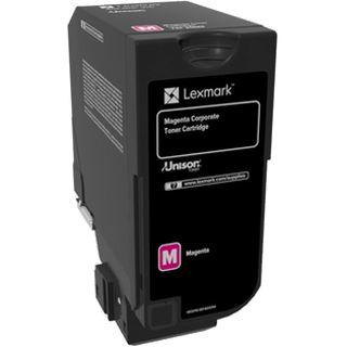 Lexmark Corporate 74C20ME magenta
