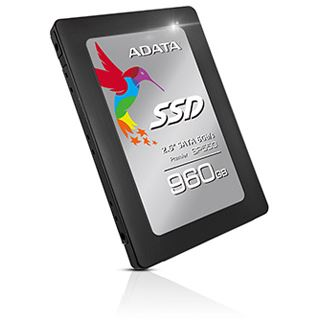 "960GB ADATA Premier SP550 2.5"" (6.4cm) SATA 6Gb/s TLC (ASP550SS3-960GM-C)"