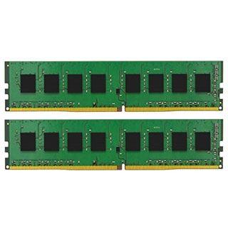 16GB Kingston ValueRAM KVR21N15S8K2/16 DDR4-2133 DIMM CL15 Dual Kit