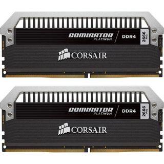 8GB Corsair Dominator Platinum DDR4-3600 DIMM CL18 Dual Kit