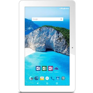 "10.1"" (25,65cm) Odys Elements 10 Plus 3G / WiFi / Bluetooth V4.0 16GB weiss"