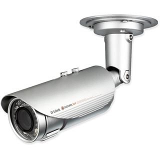 D-Link Outdoor Motor-VF IR PoE Full HD 5MP Bullet I