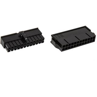 BitFenix Alchemy 2.0 PSU, 20+4 Pin Connector Pack - schwarz