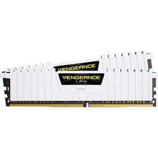 16GB Corsair Vengeance LPX weiß DDR4-2666 DIMM CL16 Dual Kit