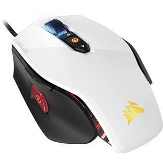 Corsair Optical Gaming Mouse USB weiß (kabelgebunden)