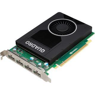 4096MB PNY Quadro M2000 Aktiv PCIe 3.0 x16 (Retail)