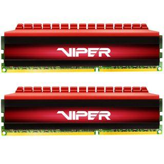 16GB Patriot Viper 4 Series DIMM Kit DDR4-2800, CL16-18-18-36