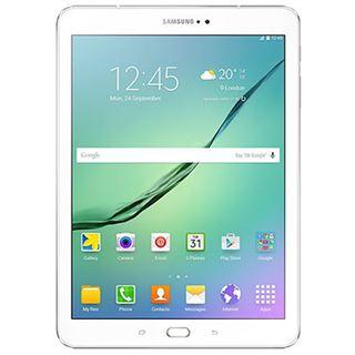 """9.7"""" (24,64cm) Samsung Galaxy Tab S2 9.7 SM-T819NZWEDBT LTE / WiFi / Bluetooth V4.1 32GB weiss"""