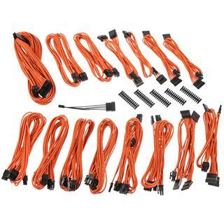 BitFenix Alchemy 2.0 PSU Cable Kit, EVG-Series - orange