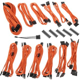 BitFenix Alchemy 2.0 PSU Cable Kit, BQT-Series DPP - orange