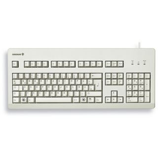 Cherry G80-3000 LPCGB-0 grau UK