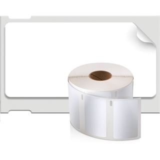Dymo LW-Label 32x57mm weiß lösbar 1000 Stück