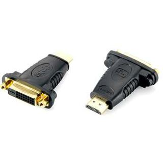 HDMI Equip Adapter Typ A -> DVI(24+1) St/Bu
