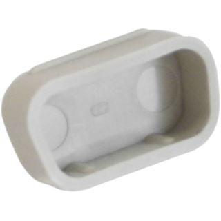 InLine Staubschutz für Sub D VGA Buchse 15polHD beige 1000 Stück