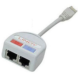 Lindy Port Doubler STP 2x Fast Ethernet 10/100