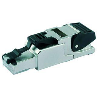 Telegärtner Stecker TP/RJ45 Feldkonfektionierbar CAT6A MFP8 T568A