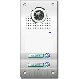 Anthell Electronics Farb-Videotürsprechanlage 2 Fam