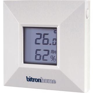 Bitron Home Temperatur und Luftfeuchtigkeitssensor