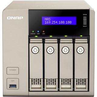 Qnap TVS-463-4G NAS 4GB/2.4GHz 4-Bay