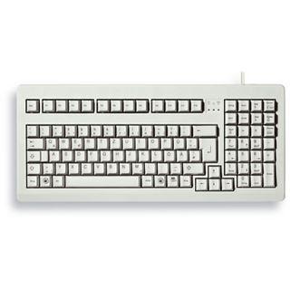 Cherry Tastatur grau MX