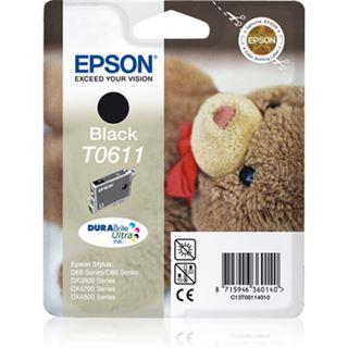 Epson T0611 Tinte schwarz
