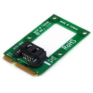 Startech MSATA zu SATA Adapter Karte