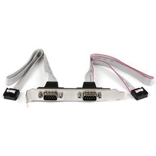 Startech DB9 Serial Port Slotblech Header