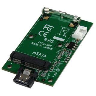 Startech SATA zu MSATA Adapter Karte