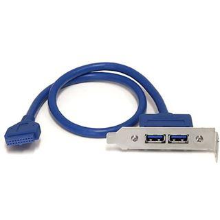 Startech USB 3 A LP SLOT PLATE ADAPTER