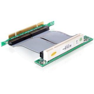 Delock Riser Card PCI 32bit zu PCI 32bit +7cm Kabel