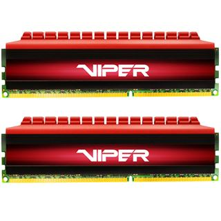 16GB Patriot Viper 4 DDR4-2400 DIMM CL15 Dual Kit