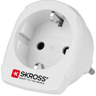 Segula Reiseadapter Skross Single Travel Adapter - Italien