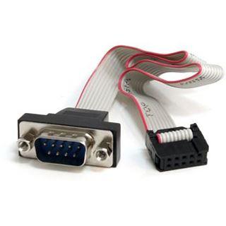 Startech 10 Pin Motherboard Pinheader auf serielles DB9 Kabel