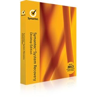 Symantec System Recovery Desk2013 R2