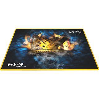 Xtrfy XTP1-L4-FB-1 Mauspad, Friberg-Edition, King of Banana - groß