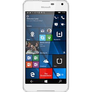 Microsoft Lumia 650 LTE Dual-SIM 16 GB weiß