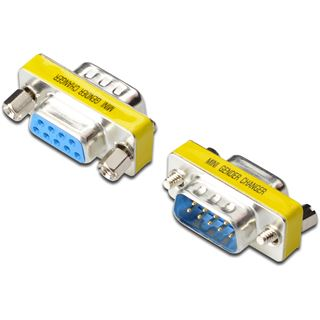 Digitus VGA Stecker/Buchse Gender Changer