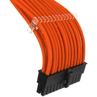 Phanteks Verlängerungskabel-Set, 500mm orange