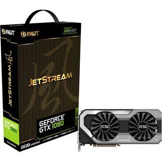 8GB Palit GeForce GTX 1080 JetStream Aktiv PCIe 3.0 x16 (Retail)