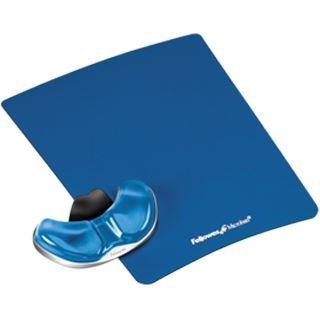 Fellowes GmbH Handballenauflage Health-V Crystals, blau