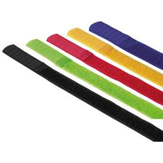 Hama Klett-Kabelbinder, 215 x 16 mm, farbig sortiert