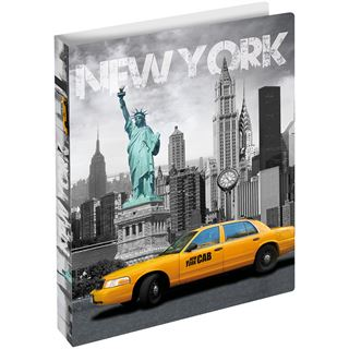 "HERMA Ringbuch, DIN A4 ""Trendmetropolen New York"""