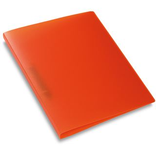 HERMA Ringbuch, DIN A4, 2-Ring-Mechanik, orange