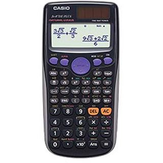 CASIO Schulrechner Modell FX-87 DE Plus
