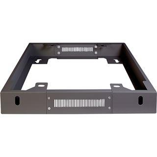 LogiLink Sockel (B)600 x (T)600 mm, schwarz (RAL9005)